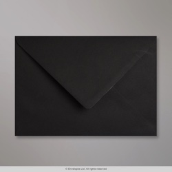 162x229 mm (C5) Clariana Black Envelope