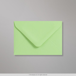 82x113 mm (C7) Clariana Pale Green Coloured Envelope, Pale Green, Gummed