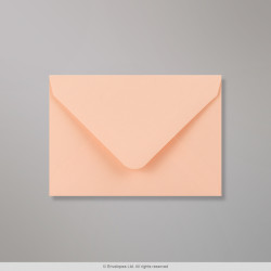 82x113 mm (C7) Clariana Salmon Pink Envelope