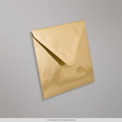 130x130 mm Gold Mirror Finish Envelopes