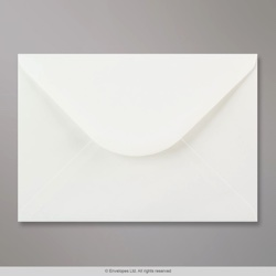 162x229 mm (C5) White Laid Envelope