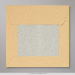 140x140 mm Manilla Board Back Envelope