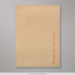 254x178 mm Manilla Board-Back Envelope