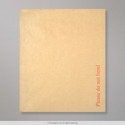 318x267 mm Manilla Board Back Envelope