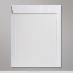 430x320 mm White Board-Back Envelope