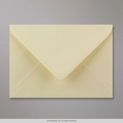 125x175 mm Cream Envelope, Cream, Gummed
