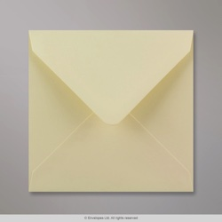 140x140 mm Cream Envelope