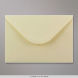 162x229 mm (C5) Cream Envelope, Cream, Gummed