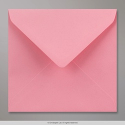 155x155 mm Pink Envelope