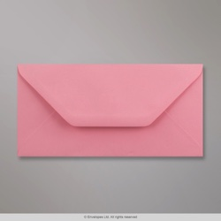 110x220 mm (DL) Pink Envelope, Pink, Gummed