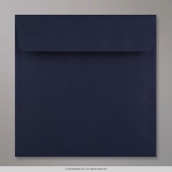 155x155 mm Clariana Dark Blue Envelope