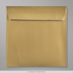 155x155 mm Clariana Gold Envelope