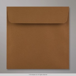 155x155 mm Clariana Mid Brown Envelope