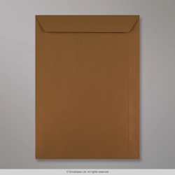 324x229 mm (C4) Clariana Mid Brown Envelope