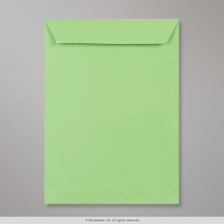 324x229 mm (C4) Clariana Pale Green Coloured Envelope