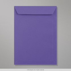 324x229 mm (C4) Clariana Purple Envelope , Purple, Peel and Seal