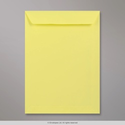 324x229 mm (C4) Clariana Pale Yellow Envelope