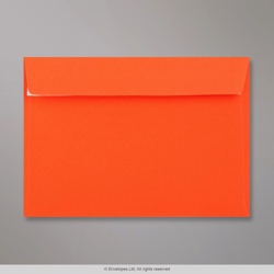 162x229 mm (C5) Orange Clariana Briefumschlag