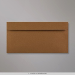 110x220 mm (DL) Clariana Mid Brown Envelope