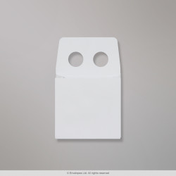 88x88 mm White Lens Envelope