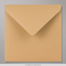 155x155 mm Enveloppe Manille Style Vintage