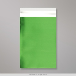 162x114 mm (C6) Green Matt Foil Bag