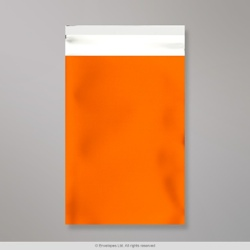 162x114 mm (C6) Orange Matt Foil Bag