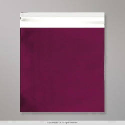 165X165 mm Burgundy Matt Foil Bag