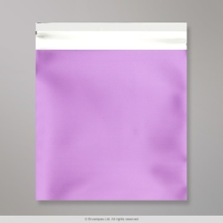 165x165 mm Lilac Matt Foil Bag