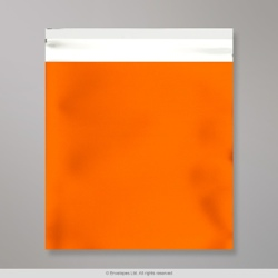 165x165 mm Orange Matt Foil Bag