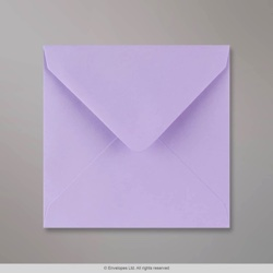 130x130 mm Lilac Envelope