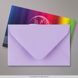 62x94 mm Lilac Envelope