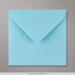 140x140 mm Pale Blue Envelope