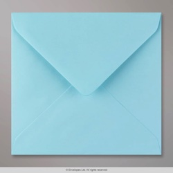 155x155 mm Pale Blue Envelope