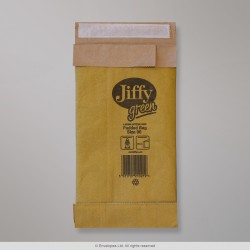 229x105 mm Jiffy Bag - Peel & Seal