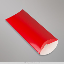220x110+35 mm (DL) Red Pillow Box