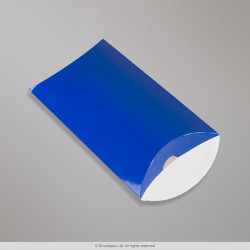 162x114+35 mm (C6) Blue Pillow Box