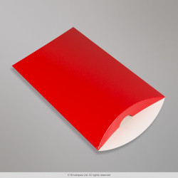 229x162+35 mm (C5) Red Pillow Box