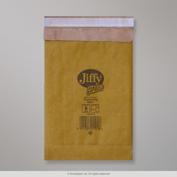 280x165 mm Jiffy Bag - Peel & Seal