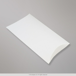 324x229+50 mm (C4) White Pillow Box