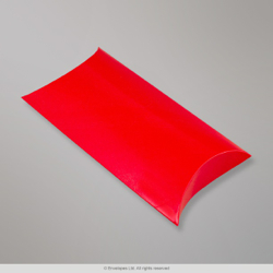 113x81+35 mm (C7) Red Pillow Box