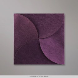 145x145 mm Amaranth Pouchette