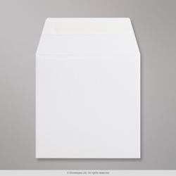 125x125 mm White Post Marque envelope