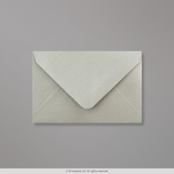 62x94 mm Silver Pearlescent Envelope