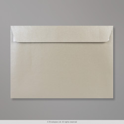 162x229 mm (C5) Silver Pearlescent Envelope