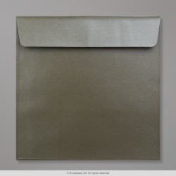 170x170 mm Medium Taupe Pearlescent Envelope
