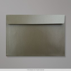 229x324 mm (C4) Medium Taupe Pearlescent Envelope