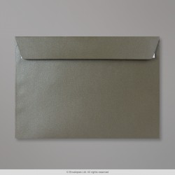 162x229 mm (C5) Medium Taupe Pearlescent Envelope