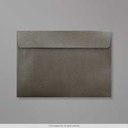 114x162 mm (C6) Medium Taupe Pearlescent Envelope