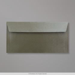 110x220 mm (DL) Medium Taupe Pearlescent Envelope